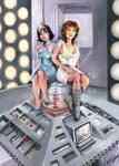 TARDIS sweethearts