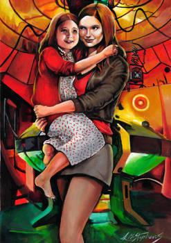 Amelia and Amy