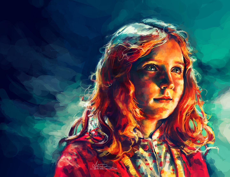 Amelia - The Girl Who Waited