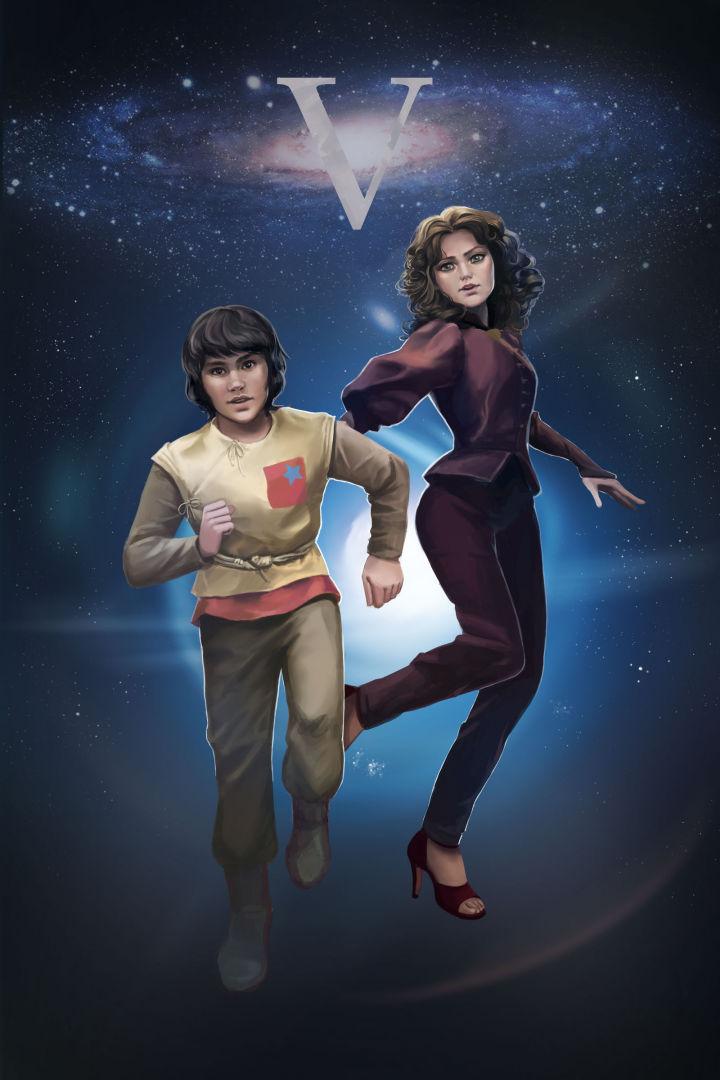 Doctor Who Companions - IX