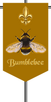 Bumblebee patrol standard (vexillum)