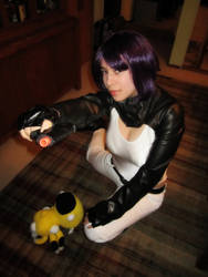 Major Kusanagi - Halloween 2011