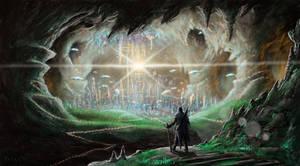 Agartha - Realm of the underground world