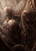 Sisters of Fury by rasty690