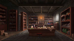 Storage Room by rasty690