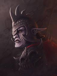 Dark Elf by rasty690