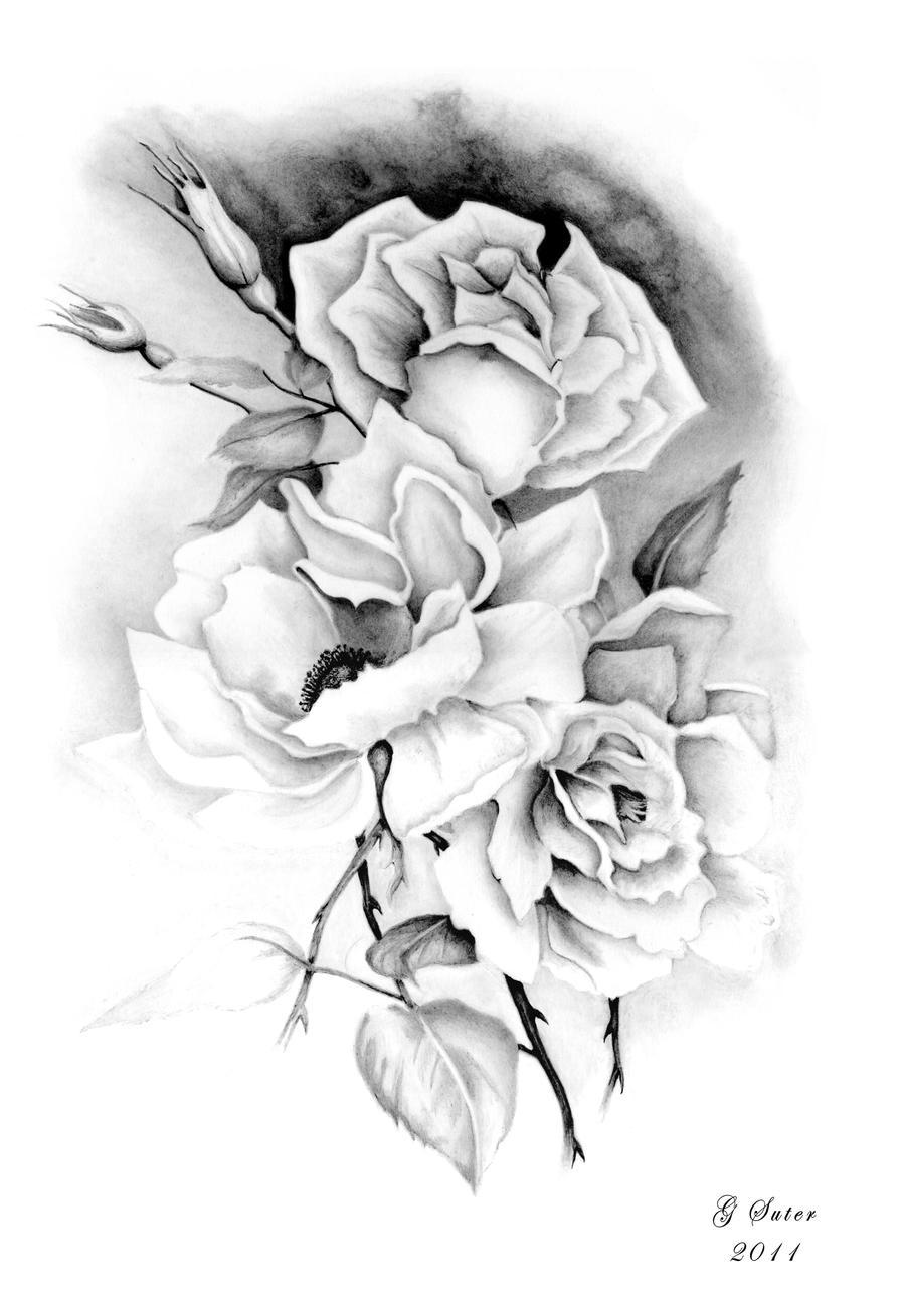 Rose by Rockinfroggi