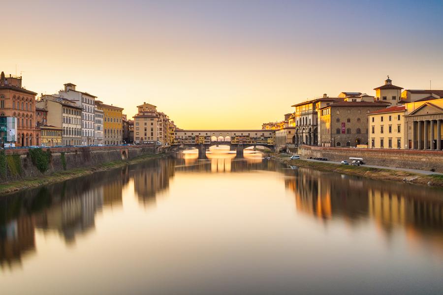 Ponte Vecchio by PeteLatham