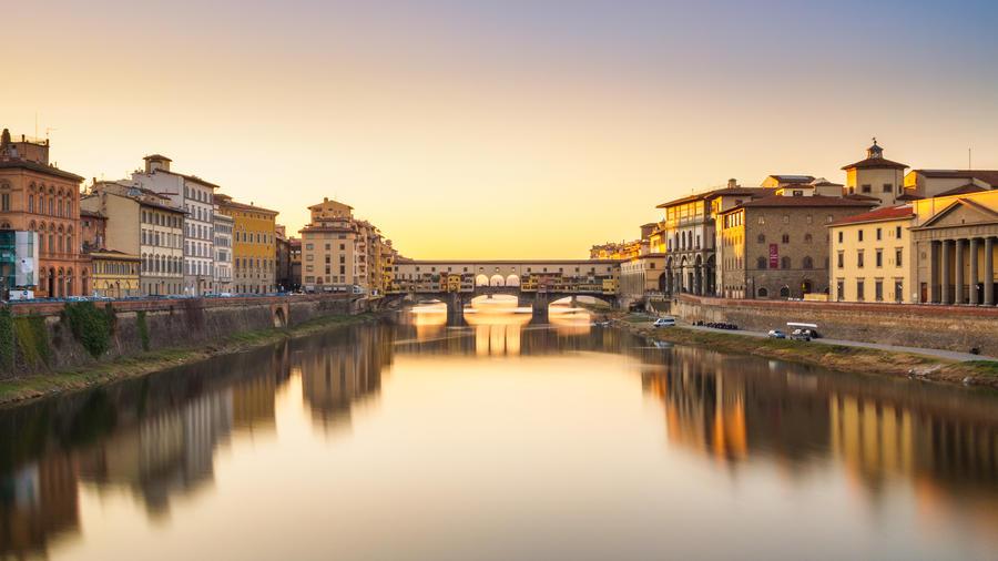 Ponte Vecchio (ws) by PeteLatham
