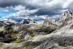 Rifugio Locatelli - Innerkofler by PeteLatham