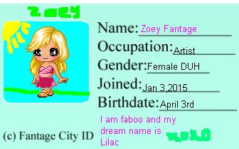 Fantage-Fever-City Passport by Carlykaylazoeychloe