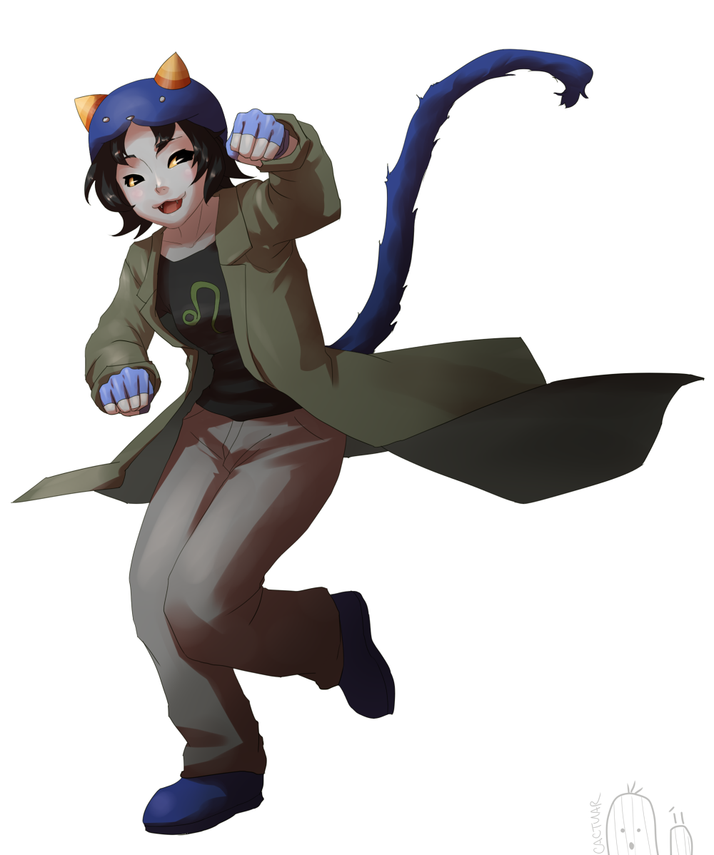 the gallery for gt nepeta cosplay god tier