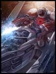 Undead Astronaut advanced Applibot