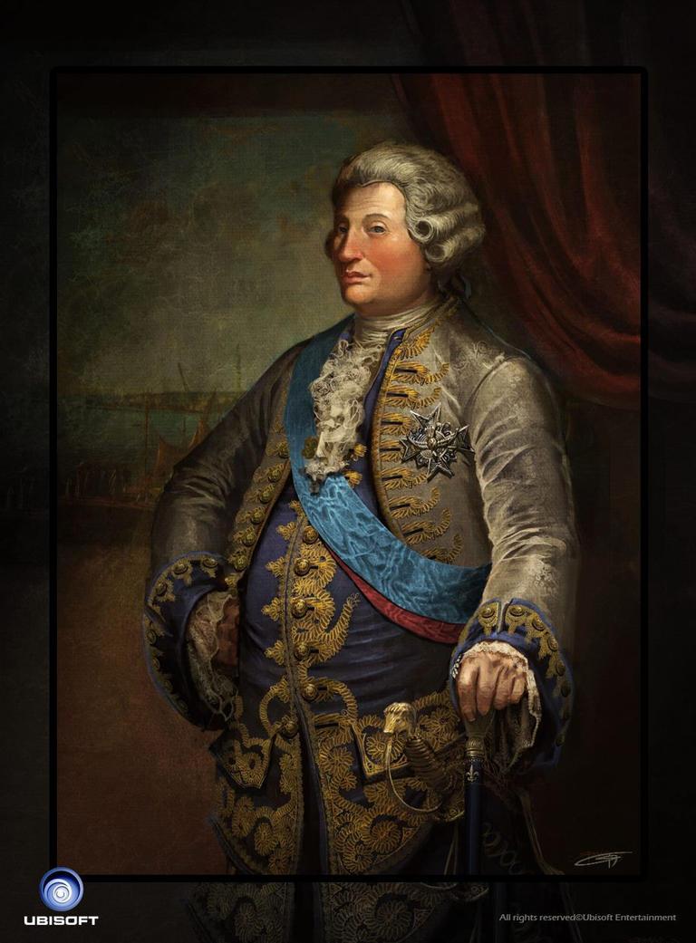 Assassin's Creed Unity King Louis XVI by Okmer on DeviantArt