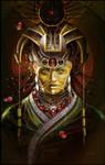 Scifi Priestress ImagineFX