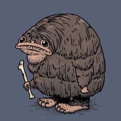 Bigfoot by Kubi-Wan