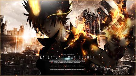 Katekyo hitman reborn wallpaper