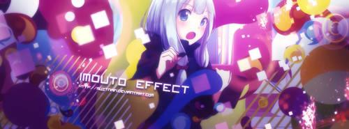 Imouto effect by Muztnafi