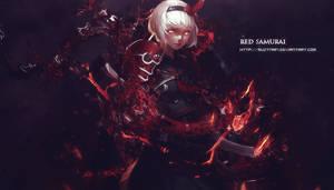 Red samurai
