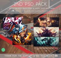 2nd PSD Pack by Muztnafi