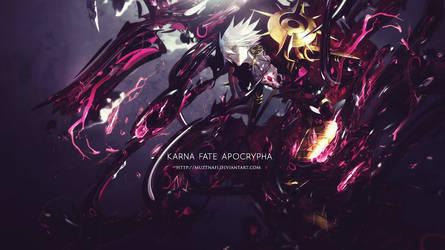 Karna fate apocrypha