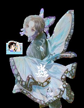 Shinobu kocho render