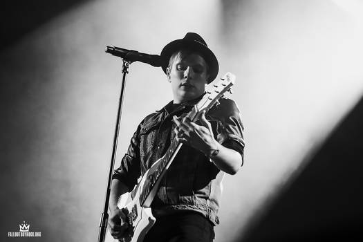 Fall Out Boy in Moscow #4