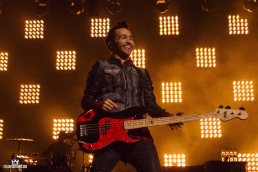 Fall Out Boy in Moscow #6
