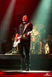 Fall Out Boy in Moscow #9