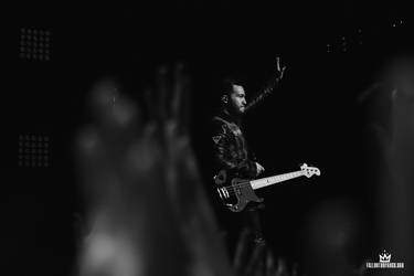 Fall Out Boy in Moscow #11
