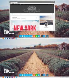 My desktop 20/06/14