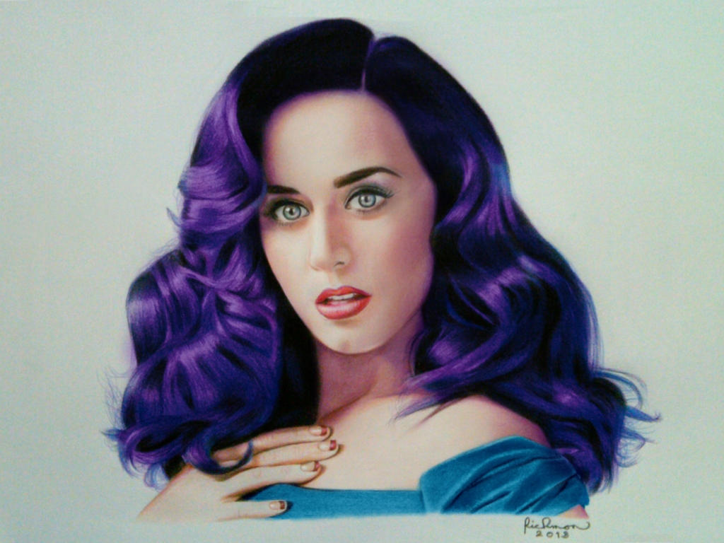 Katy Perry by RichmonDeLeon