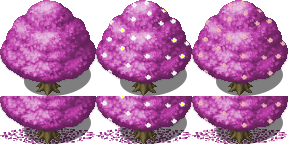 Rosa Trees [RPG-Maker-MV] by petschko