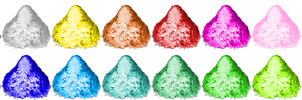 Re-Colored Gravel [RPG-Maker-MV] by petschko