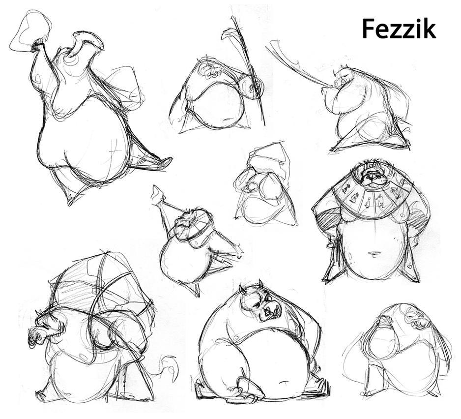 Fezzik Development by doingwell