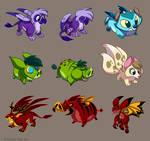 The Grimm Reaper - creatures