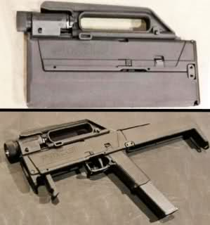 Modern Assassin Weaponry: Gun by Goldencopass