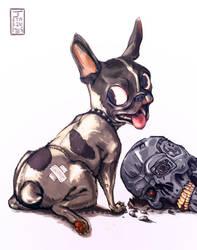 Terminator: commission for Jade
