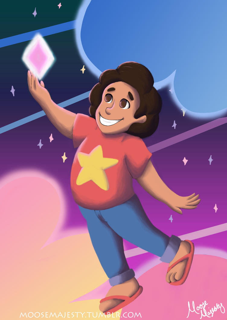 Steven Universe by jesus-in-a-can