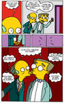Burnsmithers Round Robin: pg 4 by girlperson2235