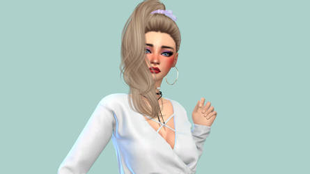 Toy Chica | Sims 4