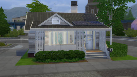Ecohome | The Sims 4