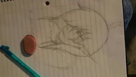 Angsty sketch