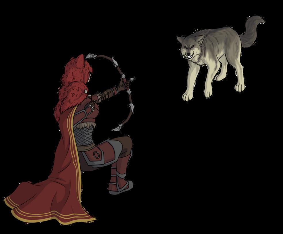 Hunter by Crimson-spirit