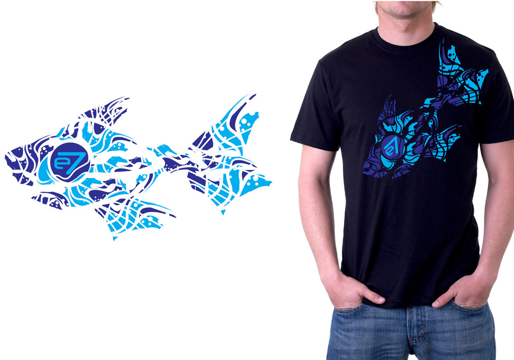 Blue Fish by Rockfield