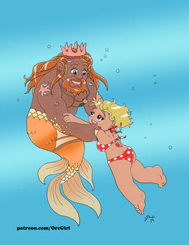 Monsters and Maidens: The Merman