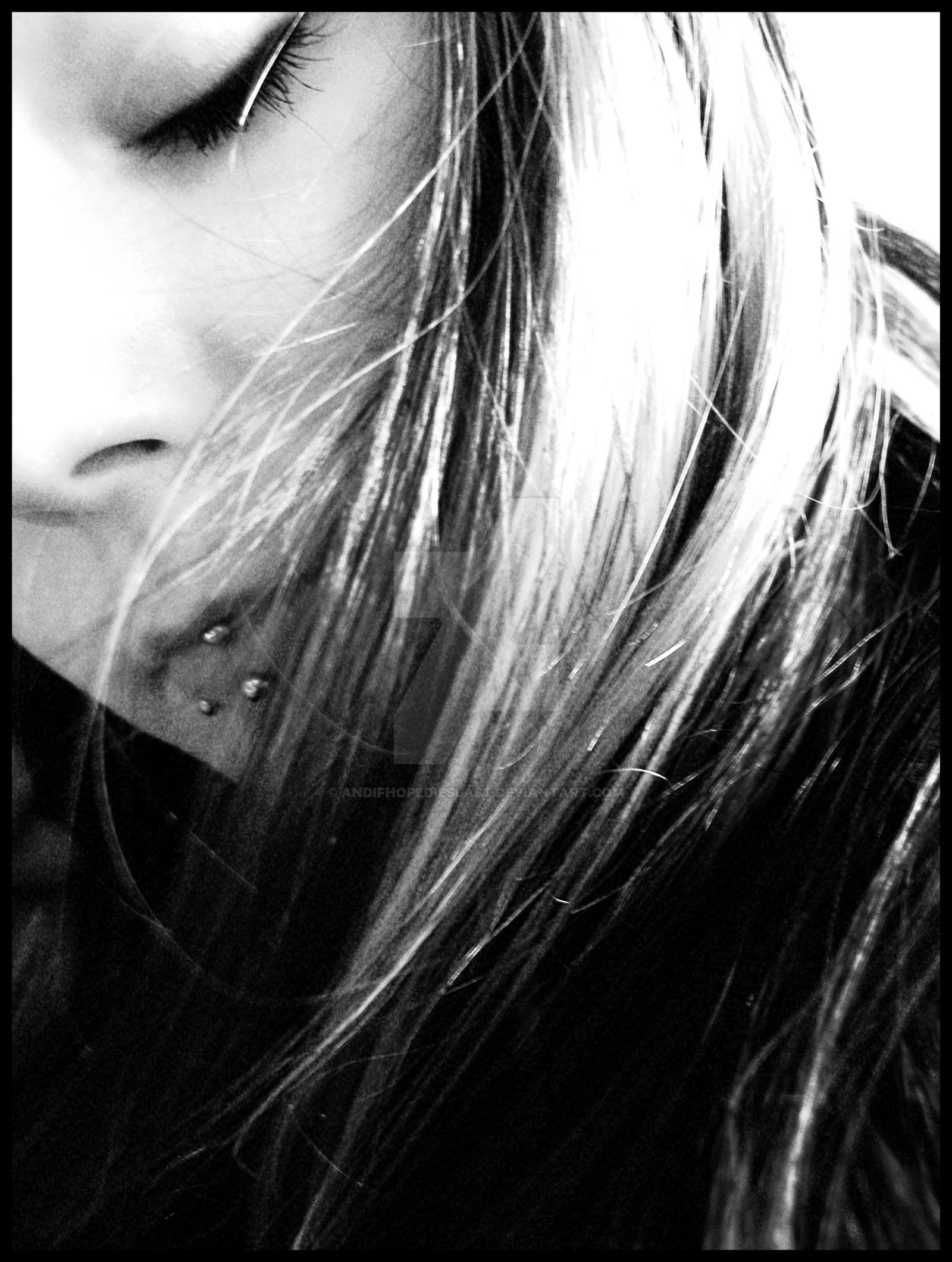 selfportrait by AndIfHopeDiesLast