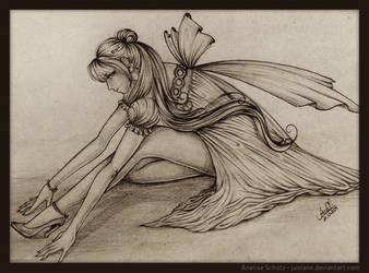 Princess Serenity by justane