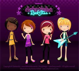 Dakotinha Rockstar by justane