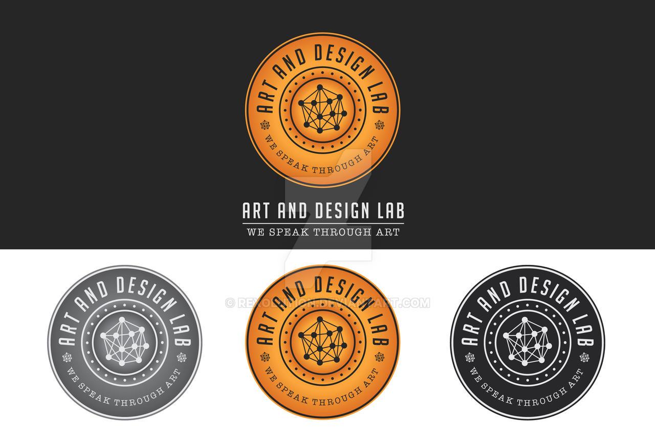 Logo Design for Art and Design Lab by rexolution